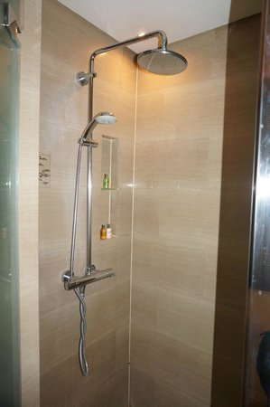 Regent Beijing : La douche