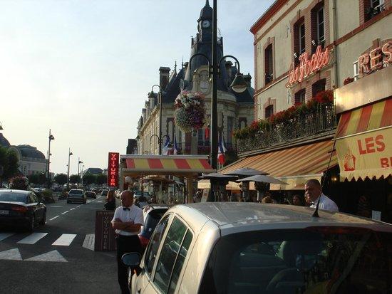 Brasserie Le Central: Ресторан Le Central