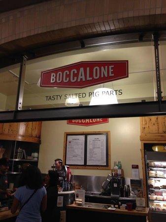 Boccalone Salumeria: store