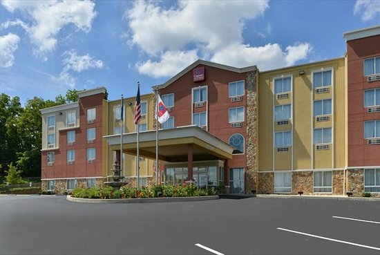 Comfort Suites Gettysburg : Hotel Exterior