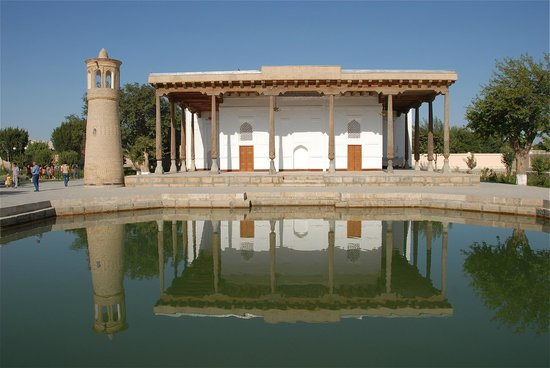Bakhautdin Naqsband Mausoleum: La tomba della madre
