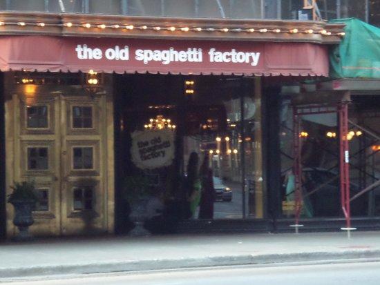 Old spaghetti factory louisville
