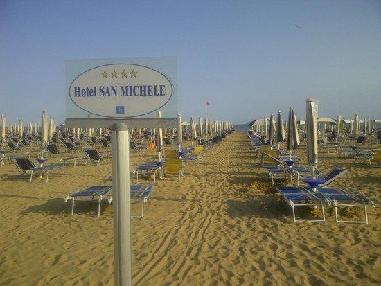 Bibione, Italy: Spiaggia bellissima