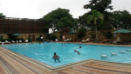 Nairobi Serena Hotel : 25m...yes please