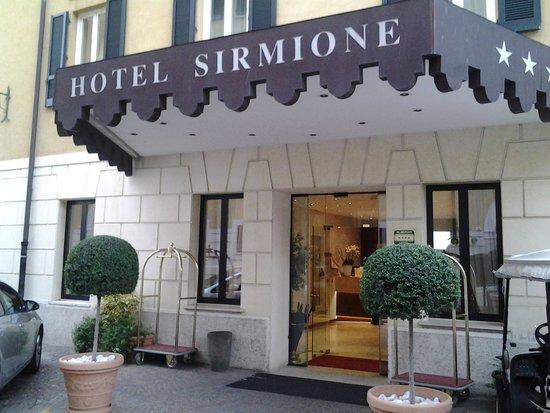 Hotel Sirmione: Отель