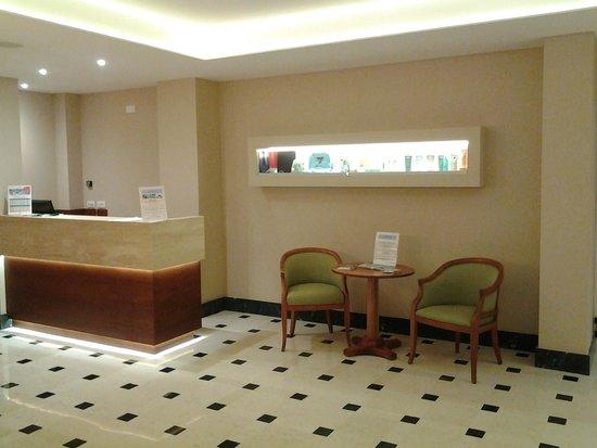 Hotel Sirmione: Холл отеля