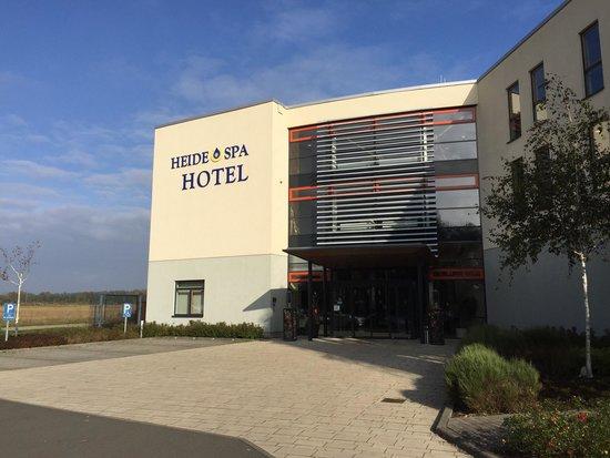 Heide Spa Hotel & Resort: Das Hotel