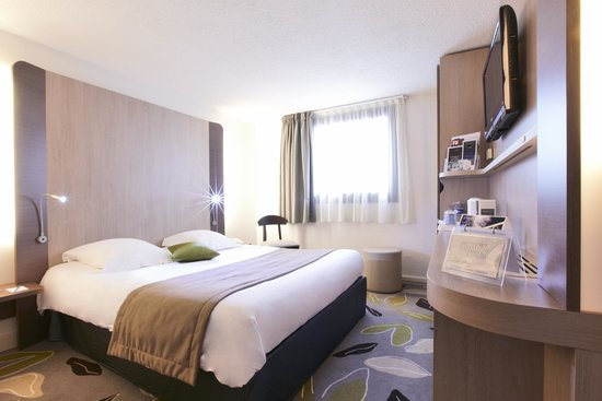 Kyriad Nevers Centre : Chambre double