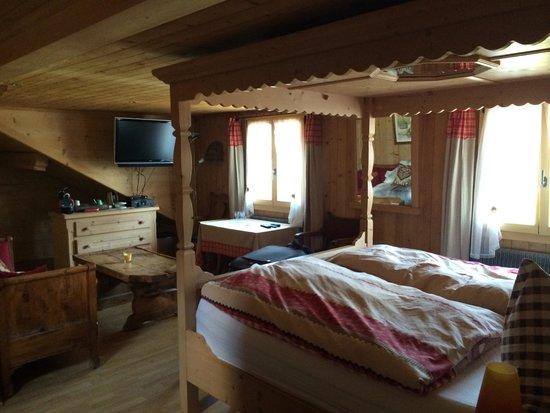 B&B Rosaly: Beautiful and comfortable bedroom