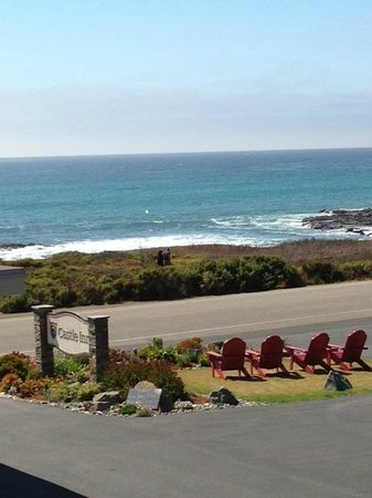 Castle Inn : AWESOME Ocean view