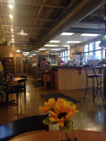 The Urban Frog: Self-serve large friendly atmosphere