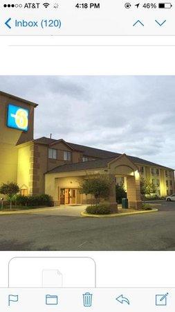 Motel 6 Indianapolis - Airport : Exterior