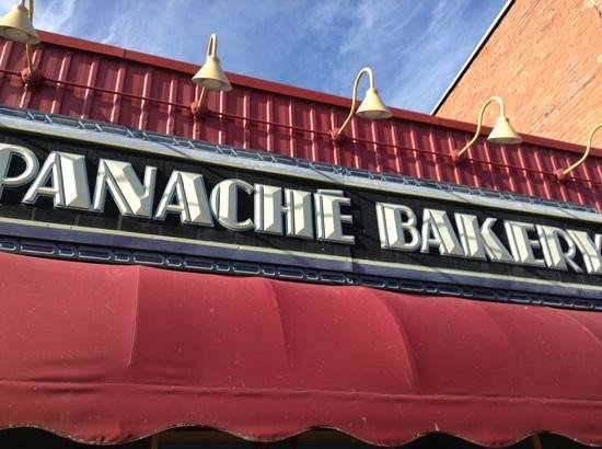 Panache Bakery& Cafe : Great Bakery