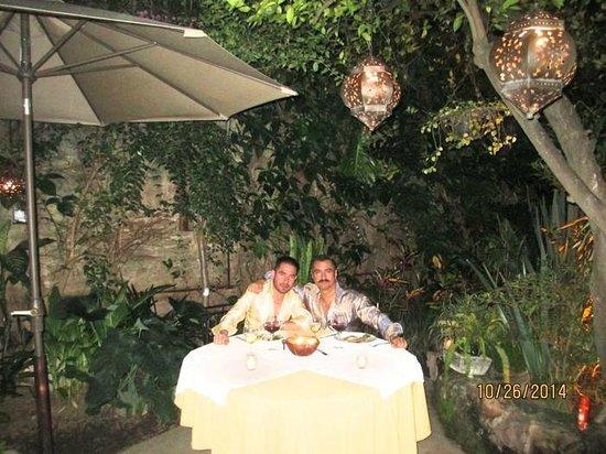 Villa Ganz: Enchanted Evening