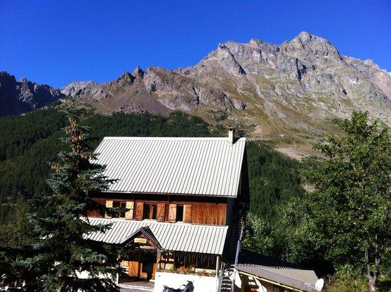 Auberge Du Pont De L'alp : l'Auberge de l'Alp