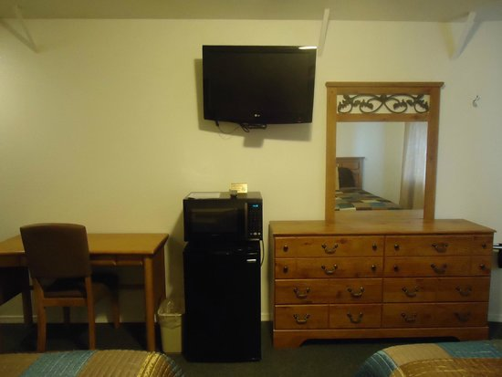 Sitka's Eagle Bay Inn: View room photo