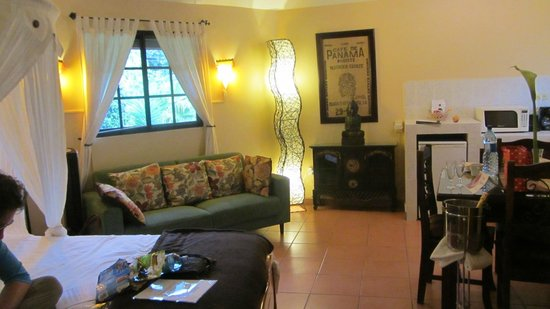 Boquete Garden Inn: Room
