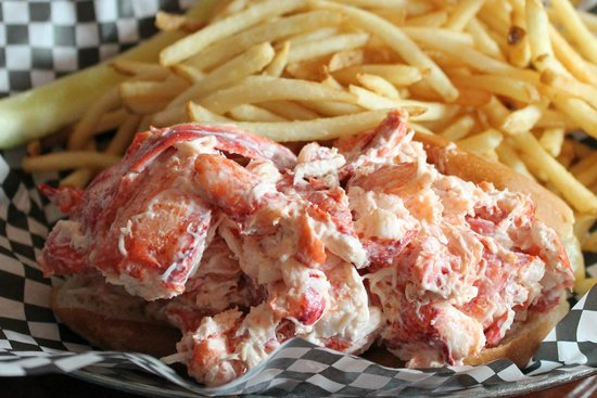 Yankee Magazine Called It The Best Lobster Roll On Cape Cod Picture Of Black Cat Tavern Hyannis Tripadvisor