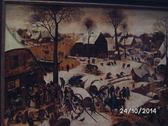 Royal Museums of Fine Arts of Belgium (Musees Royaux des Beaux Arts): Brueghel... Un grand maître dans l'art du petit détail!