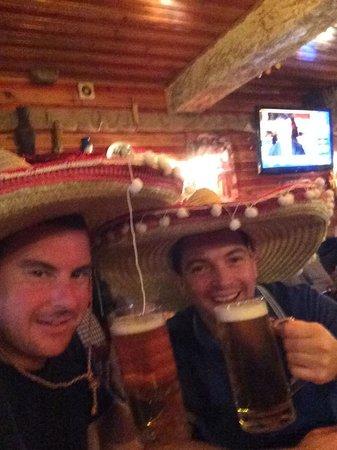 Mamacita's: Cheers!!