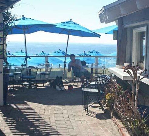 Bella At The Cliff Restaurant In Laguna Beach