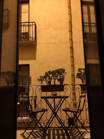 Badia Nuova Residence: Il balcone