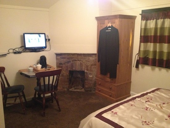 The Old Vine: Bedroom