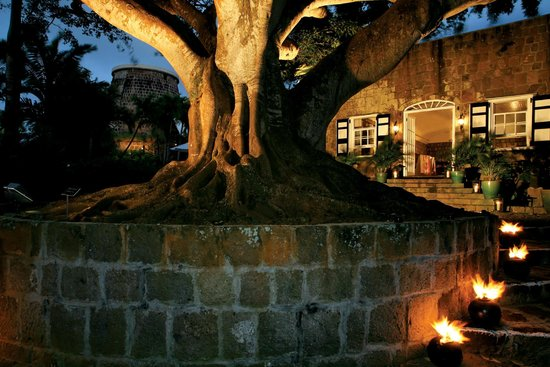 Montpelier Plantation & Beach : Restaurant 750