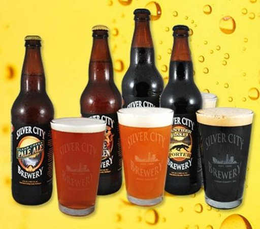 Silver City Brewery: Silver City Restaurant and Alehouse