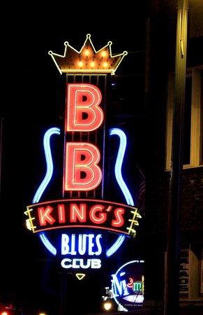 B.B. King's Blues Club : Ambience et service excellents