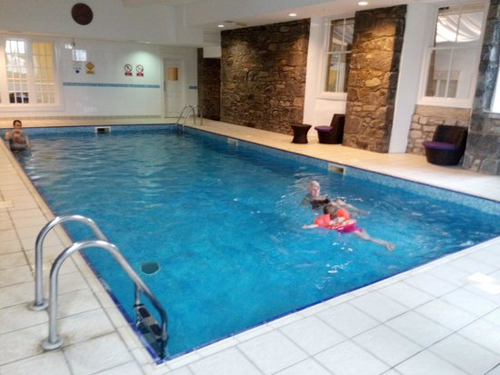 Indoor swimming pool picture of atholl palace hotel pitlochry tripadvisor for Hotels in perth scotland with swimming pool
