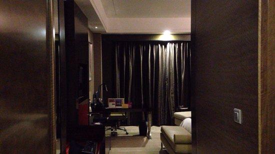 Crowne Plaza Shenzhen Longgang City Centre: club floor singleroom