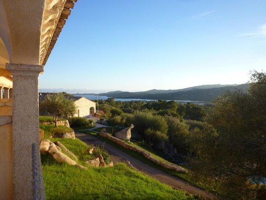 Hotel S'Olias: Blick auf Meer