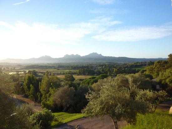 Hotel S'Olias: Blick auf Berge