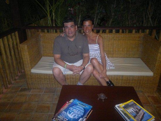 Beijamar Hotel: Entrada posada