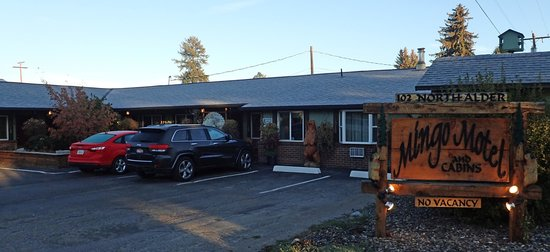 Mingo Motel exterior