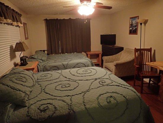 Wallowa, Oregón: bedroom