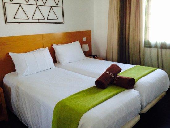 Club del Carmen : Our bedroom.
