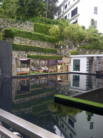 Sugar Palm Grand Hillside: Pool