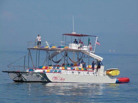 Chica Locca : Great Boat Picture