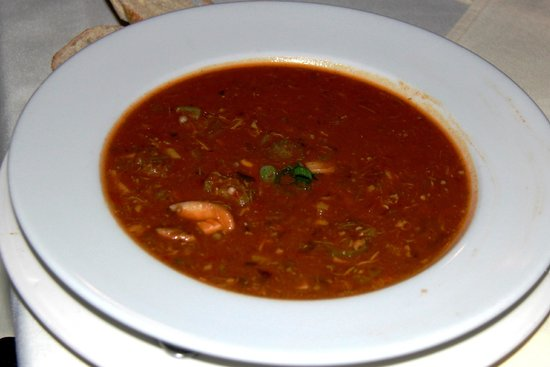 Stonecat Cafe: Seafood Gumbo