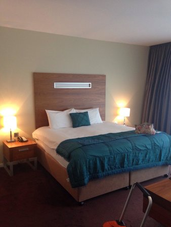 Clayton Hotel Galway: The most comfortable bed in the world