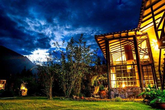 The Green House Peru: Full Moon Night