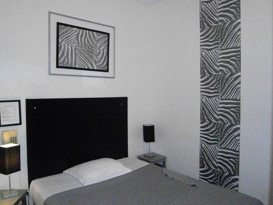Crystal  Hotel : Chambre simple n°12