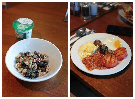 Restaurant foto di premier inn london st pancras hotel - Cuisine premier st andiol ...