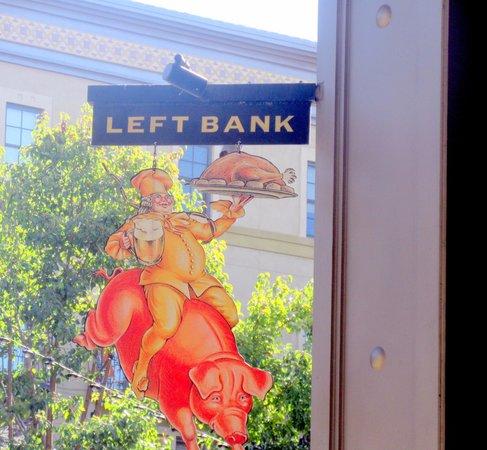 Left Bank Santana Row: Left Bank Santna Row, San Jose, Ca