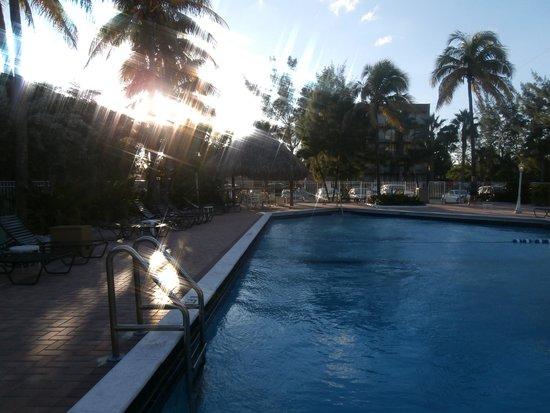 Florida Beach Hotels: pool area