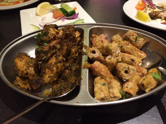 Mouth watering food picture of saab 39 s grill wigston for Cuisine of india wigston