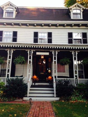 Marshall Slocum Inn: Pumpkin beauty