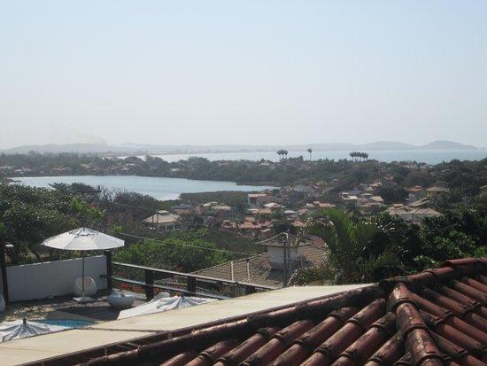 Buzios Arambare Hotel : Vista do quarto